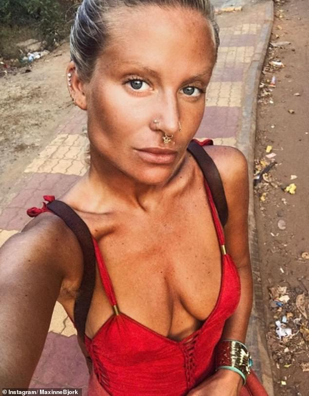 Maxinne, who is originally from Sweden but now lives in Bali, has previously documented her experiences with Yoni (vagina) massages