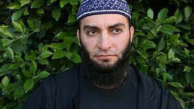 Sheikh Feiz Muhammad (pictured), a senior leader of the ASWJ in Australia, has previously told Muslims it was sinful to observe non-Muslim events, such as the Easter Show in Sydney