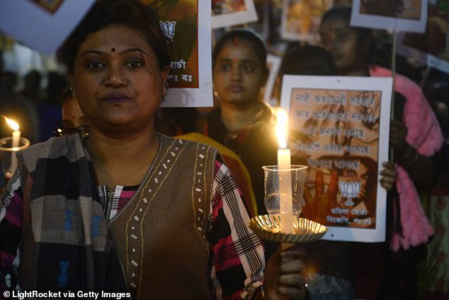 In 2018, there were 1,400 cases of rape reported in Bihar, with 39 in the Kishanganj district alone (file photo)
