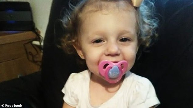 22-month-old Eve Leatherland suffered a fractured skull, broken ribs and a lacerated liver in the days leading up to her death