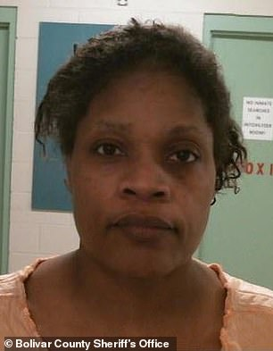 Carolyn Jones, 48, was charged with first-degree murder on Tuesday