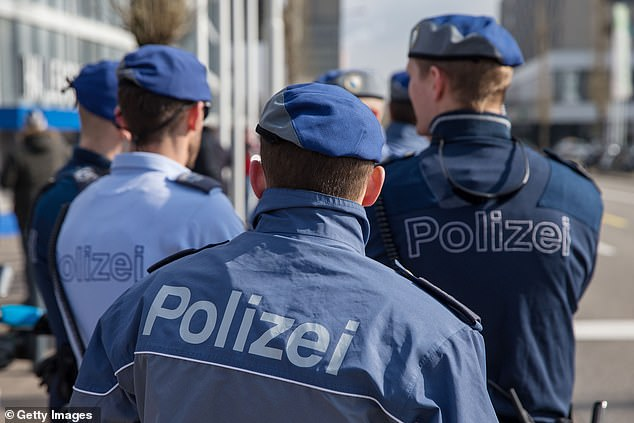 A seven-year-old boy was allegedly knifed to death by a 75-year-old woman on his way home from school in Switzerland (file photo)